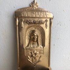 Antigüedades: BENDITERA. Lote 200817830