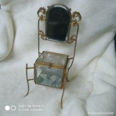 Antigüedades: JOYERO 1900. Lote 201103566