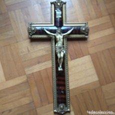 Antigüedades: CRUCIFIJO. Lote 201134415