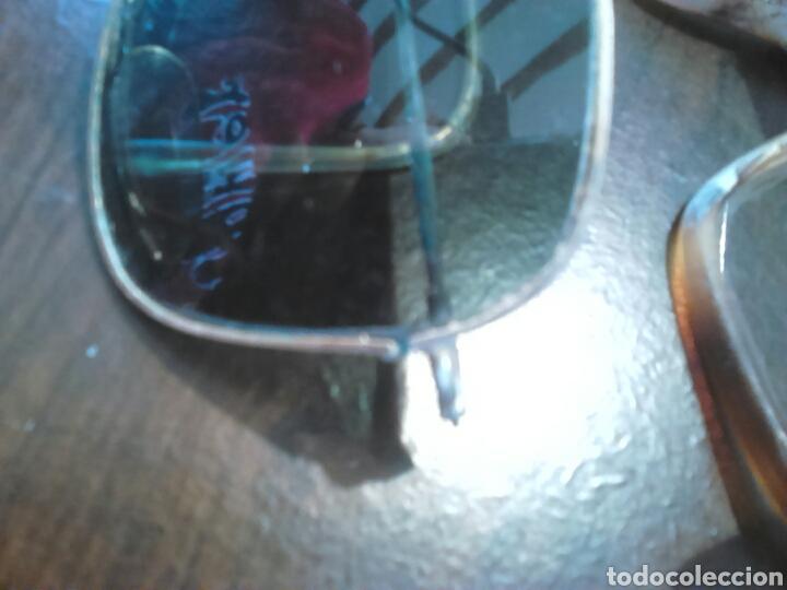 Antigüedades: Lote 5,gafas de ver,una made in italy,frame spain,entre otras - Foto 6 - 201192810