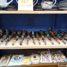 Antigüedades: COLECCION DE BUHOS. Lote 201194798