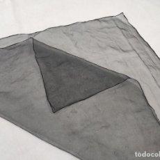 Antigüedades: ANTIGUO PAÑUELO DE GASA. Lote 201206345