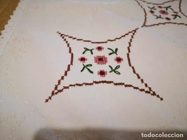 Antigüedades: MANTEL INDIVIDUAL - Foto 3 - 201247530