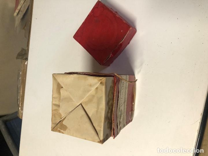Antigüedades: ANTIGUA CAJA DE MEDICAMENTO RADIO SALICILATO - Foto 2 - 201264116