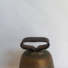 Antigüedades: CAMPANA SUIZA PARA GANADO-AÑOS 60. Lote 201272773