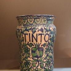 Oggetti Antichi: ORZA DE VINO, FAJALAUZA, S.XX. Lote 201323521