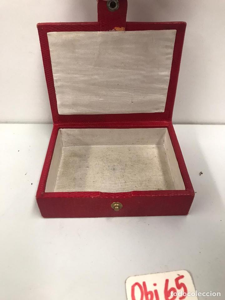 Antigüedades: Caja pañuelos - Foto 2 - 201509052
