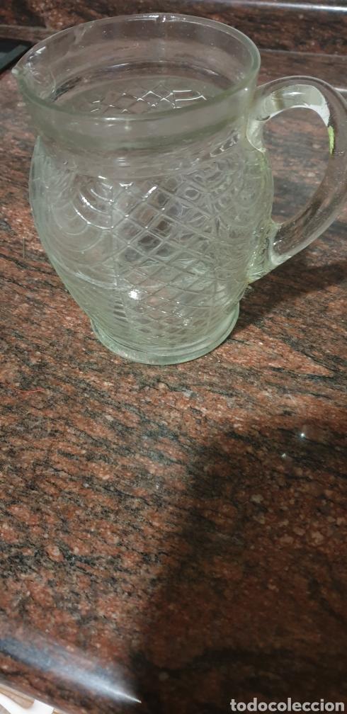 ANTIGUA JARRA DE AGUA (Antigüedades - Cristal y Vidrio - Otros)