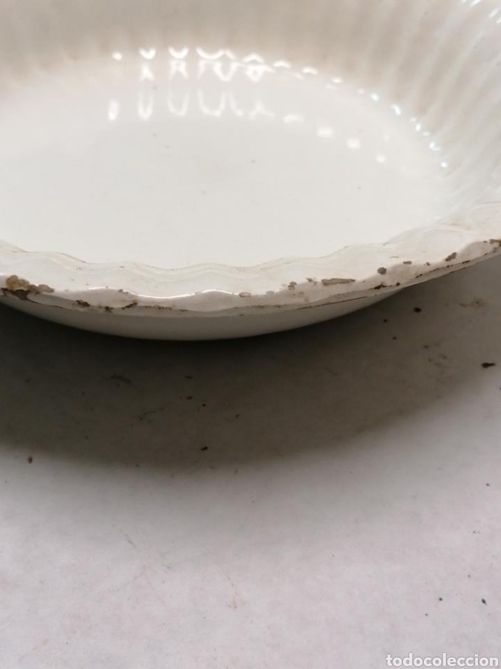 Antigüedades: Palangana de porcelana - Foto 2 - 201642830