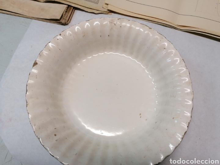 Antigüedades: Palangana de porcelana - Foto 4 - 201642830