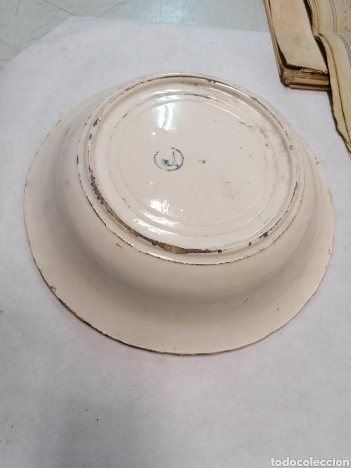 Antigüedades: Palangana de porcelana - Foto 5 - 201642830