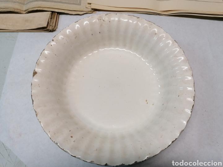 PALANGANA DE PORCELANA (Antigüedades - Porcelanas y Cerámicas - Otras)