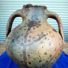 Antigüedades: ANTIGUO CÁNTARO DE NOVIA DE CALANDA (TERUEL). Lote 196448811