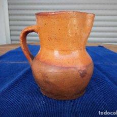 Antiquités: JARRA DE VINO CASTELLANA (¿NAVA DEL REY, VALLADOLID?). Lote 194006690
