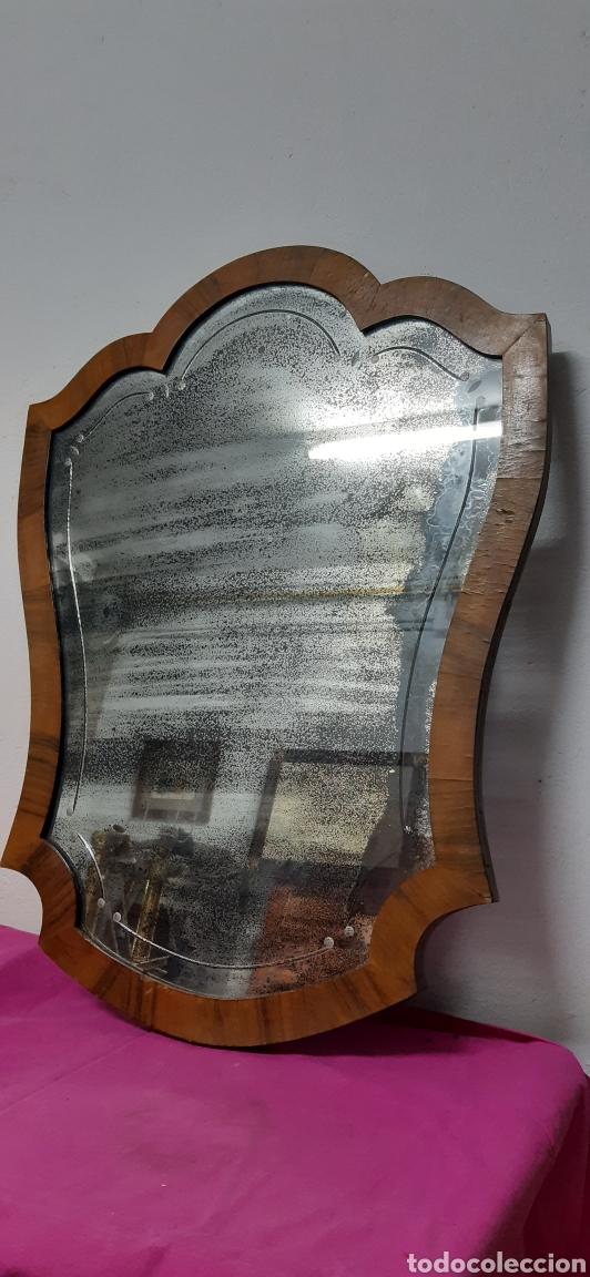 ESPEJO ART DECO (Antigüedades - Muebles Antiguos - Espejos Antiguos)