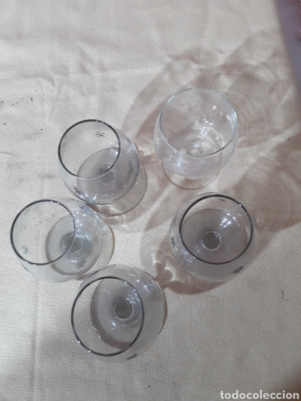 Antigüedades: Copas de licor - Foto 8 - 201951120