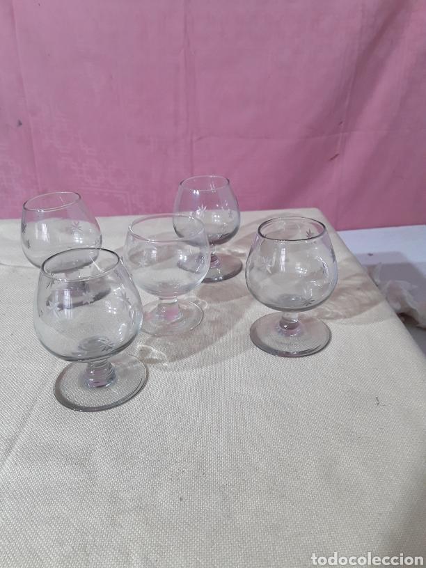 COPAS DE LICOR (Antigüedades - Hogar y Decoración - Copas Antiguas)