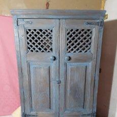 Antigüedades: MUEBLE PARA COLGAR O MESILLA. Lote 201954032