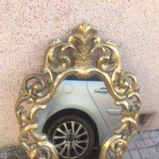 Antiquités: PRECIOSO Y GRANDE CORNUCOPIA ANTIGUO!. Lote 202029010
