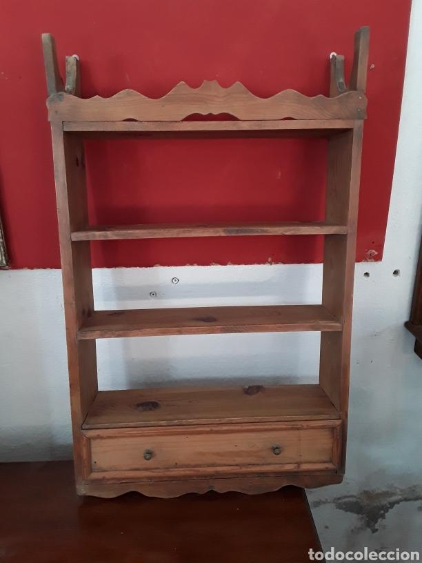 ESTANTERIA O REPISA (Antigüedades - Muebles Antiguos - Repisas Antiguas)