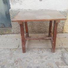 Antigüedades: ANTIGUA MESA DE COCINA. Lote 202102780