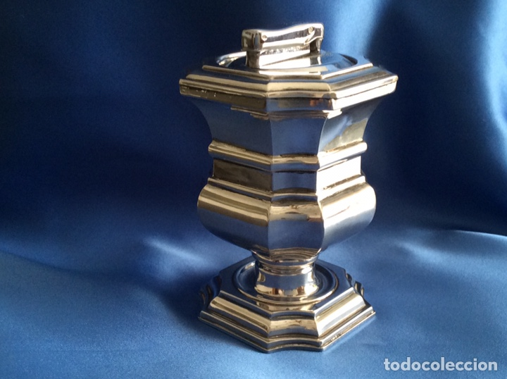 Antigüedades: Mechero de plata - Foto 2 - 202341888