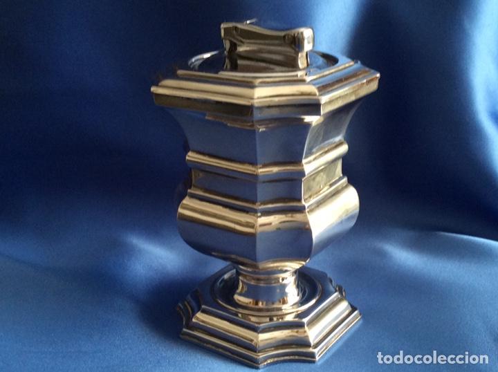Antigüedades: Mechero de plata - Foto 3 - 202341888