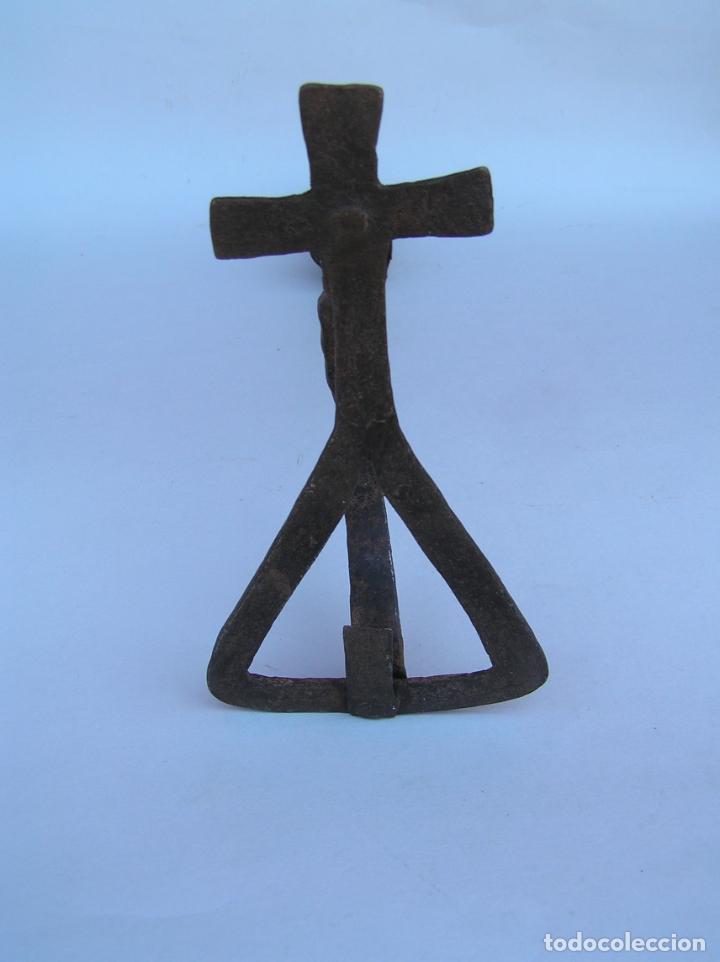 Antigüedades: HIERRO DE MARCAR. Forja. Siglo XVIII CARTUJA. - Foto 3 - 202354980