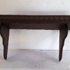 Antigüedades: REPISA ESTANTE DE COLGAR. Lote 202384173