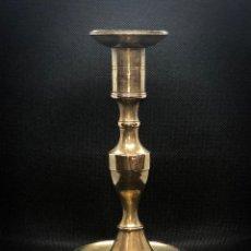 Antigüedades: CANDELABRO DE LATÓN. Lote 228251312