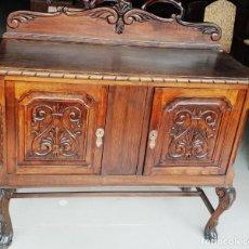 Antigüedades: APARADOR DE ROBLE. Lote 202404268