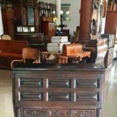 Antigüedades: BURÓ CASTELLANO. Lote 202405195