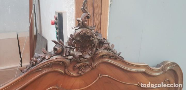 Antigüedades: Cama Luis XV - Foto 3 - 202407468