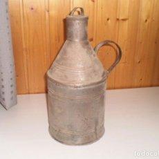 Antigüedades: ANTIGUA VASIJA HOJALATA. Lote 202411742
