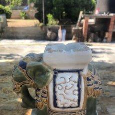 Antigüedades: ELEFANTE. Lote 202430252