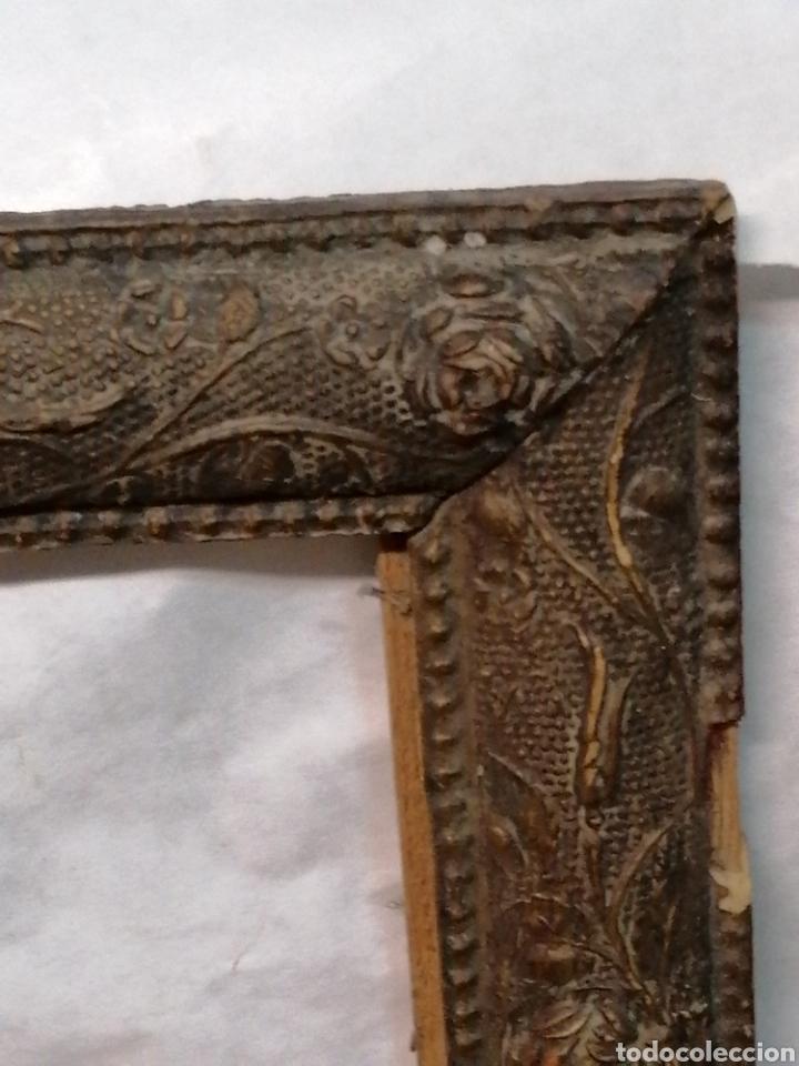 Antigüedades: Marco art deco - Foto 5 - 202474030