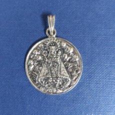 Antigüedades: MEDALLA DE PLATA VIRGEN DE COVADONGA (ASTURIAS) ENVIO OVIEDO, GIJÓN, AVILES, MIERES, LANGREO Y ESPAÑ. Lote 202608256