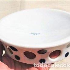 Antigüedades: SALVAMANTELES PEANA DE SARGADELOS SELLADA PIEZA DIFÍCIL Y EN PERFECTO ESTADO. Lote 140062330