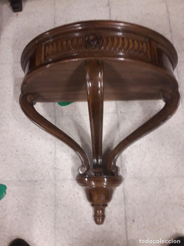 CONSOLA DE COLGAR (Antigüedades - Muebles Antiguos - Consolas Antiguas)