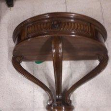 Antigüedades: CONSOLA DE COLGAR. Lote 202641011