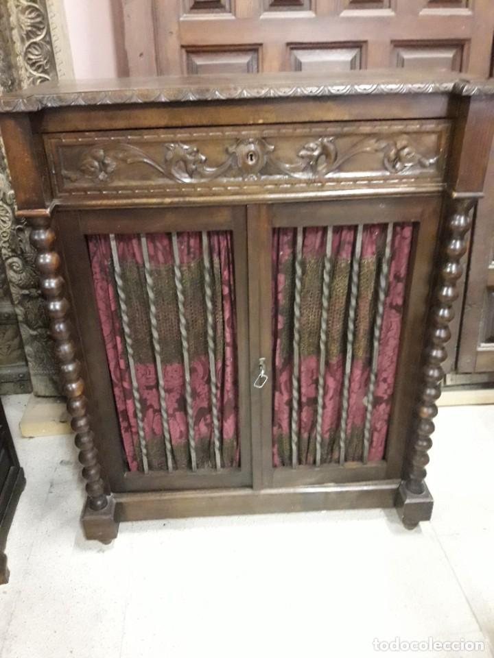 TAQUILLON ESPAÑOL (Antigüedades - Muebles Antiguos - Auxiliares Antiguos)