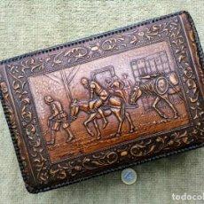 Antigüedades: CAJA DE MÚSICA O TABAQUERA. Lote 202648238