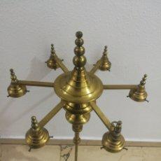 Antigüedades: LAMPARA MODERNISTA. Lote 202700000