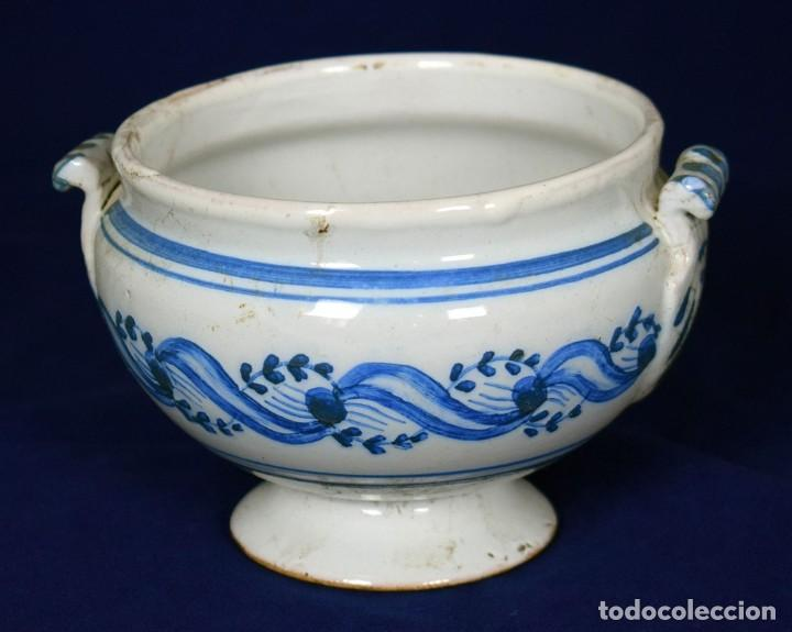 Antigüedades: Cuenco ceramica - Foto 2 - 202703128