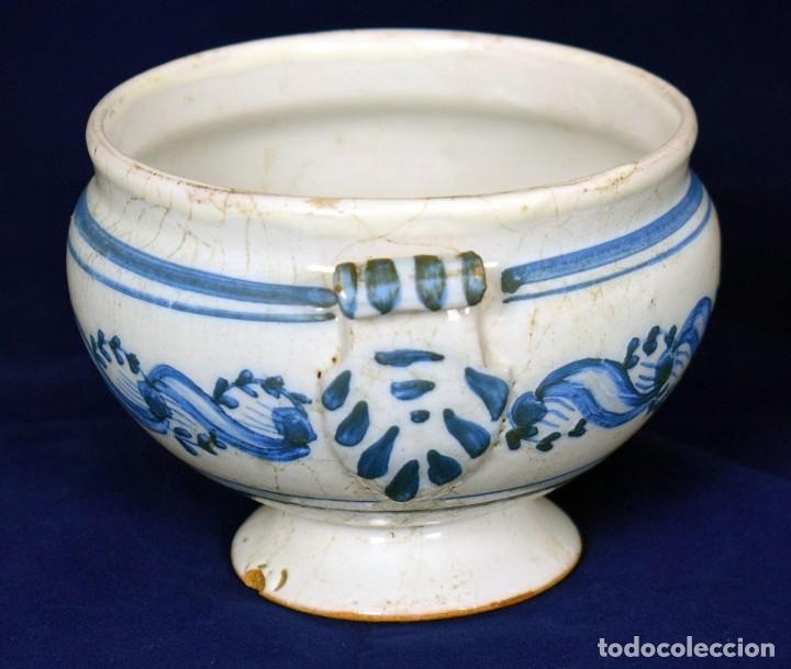 Antigüedades: Cuenco ceramica - Foto 3 - 202703128