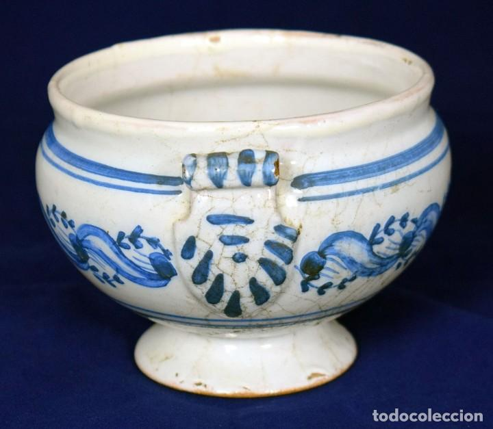 Antigüedades: Cuenco ceramica - Foto 4 - 202703128