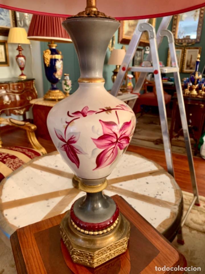 Antigüedades: Preciosa lámpara inglesa - Foto 4 - 202706593