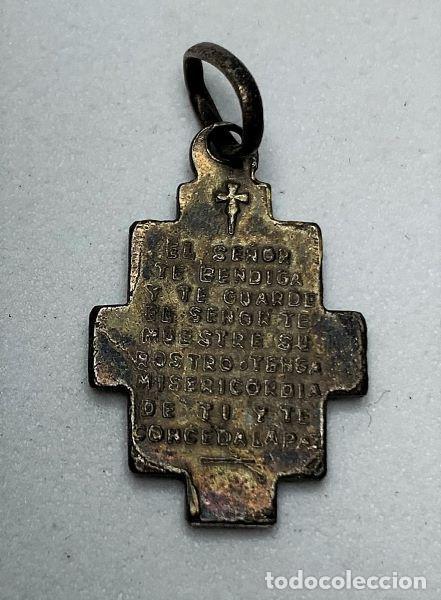 Antigüedades: MEDALLA DE PLATA POR DETERMINAR - Foto 2 - 202747281