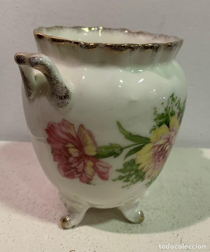 Antigüedades: Jarrón de porcelana - Foto 2 - 202870146