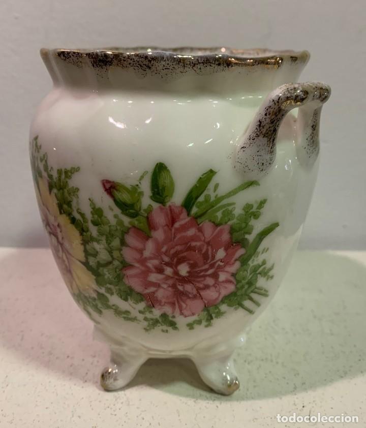 Antigüedades: Jarrón de porcelana - Foto 3 - 202870146